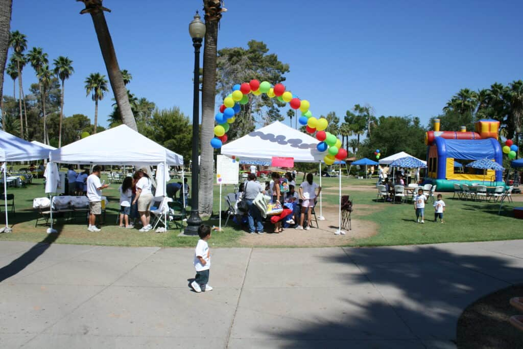 Leti Foundation Day at the Park May 20